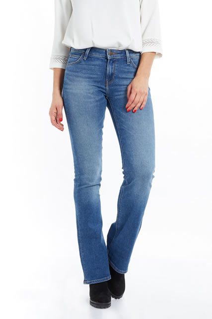 Jean hoxie bootcut