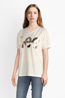 Tee-shirt LEE L44PEP Blanc