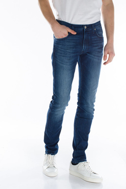 Jean LEE L719LSGA Lee Blue Worn In