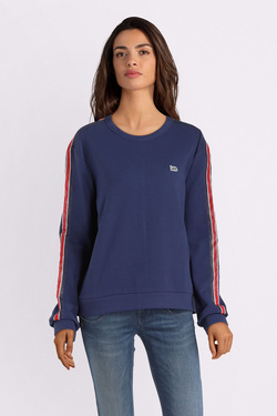 Sweat-shirt LEE L530RX Bleu