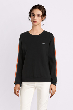 Sweat-shirt LEE L530RX Noir