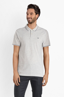 Polo LEE L61ARL Gris