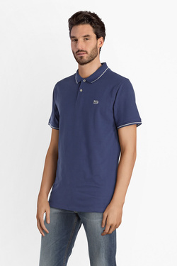 Polo LEE L61ARL Bleu