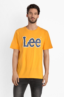 Tee-shirt LEE L60UFE Jaune