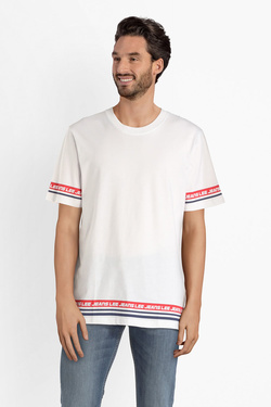 Tee-shirt LEE L64IFE Blanc