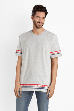 Tee-shirt LEE L64IFE Gris