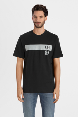 Tee-shirt LEE L65ITU01 Noir