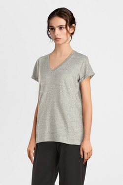 Tee-shirt LEE L43ITW Gris