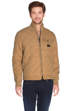 Veste LEE QUILTED JACKET-L88HWM Jaune moutarde
