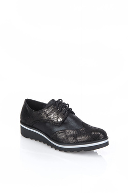 Chaussures LES PTITES BOMBES CHARLESTONE Noir