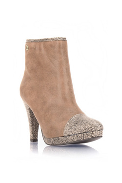 Chaussures LES PTITES BOMBES 2-AUDE Taupe