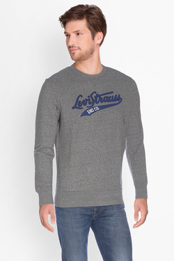 LEVI'S - Sweat-shirt17895-0024Gris