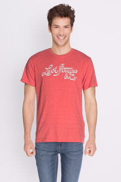 Tee-shirt LEVI'S 22369 Rouge