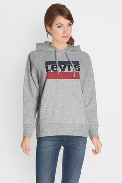 Sweat-shirt LEVI'S 35946-0000 Gris