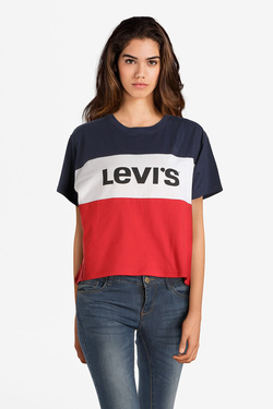 Tee-shirt LEVI'S 57650-0000 Rouge