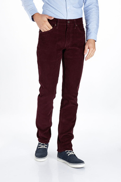 Pantalon LEVI'S 04511-3256 Rouge bordeaux