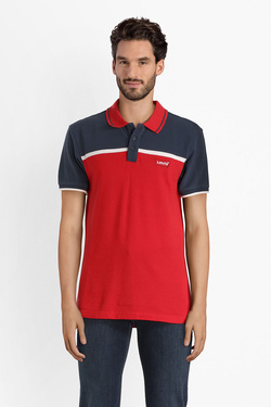 Polo LEVI'S 59618-0001 Rouge