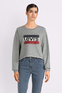 Sweat-shirt LEVI'S 56340-0006 Gris