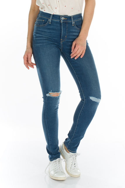 Jean 311 shaping skinny destroyed LEVI'S