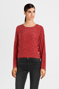 Tee-shirt manches longues LEVI'S 79124-0006 Rouge
