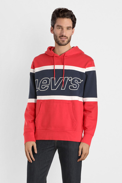Sweat-shirt LEVI'S 81954-0001 Rouge