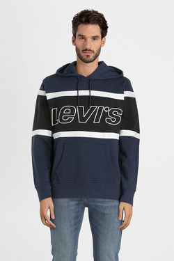 Sweat-shirt LEVI'S 81954-0001 Bleu marine