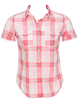 LEVI'S - Chemise manches courtesWEST FERRYRose