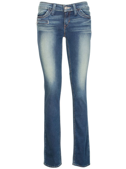 Jean revel low straight LEVI'S
