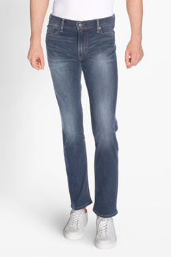 LEVI'S Jean 504 regular straight levis cloudy 504 CLOUDY