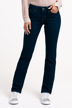 Jean LEVI'S 714 LONE WOLF Levis Lone Wolf