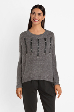Pull LILI SIDONIO BY MOLLY BRACKEN LAL56A19 Gris