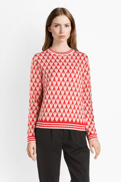 Pull LILI SIDONIO BY MOLLY BRACKEN LAL59A19 Rouge
