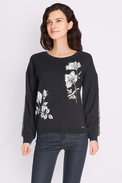 Sweat-shirt LIU JO T67057F0576 Noir