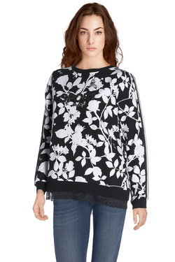 LIU JO - Sweat-shirtT66032 F0589Noir