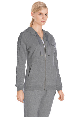 Sweat-shirt LIU JO T66104 F0598 Gris