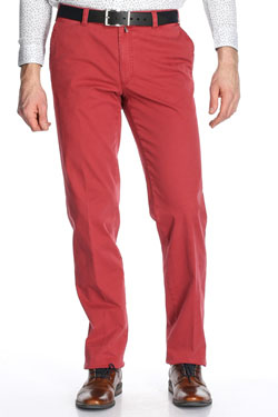 Pantalon M.E.N.S. MADRID U 4702 Rouge
