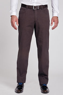 Pantalon M.E.N.S. DALLAS U4661 Marron