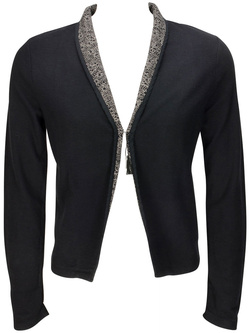 MAISON SCOTCH Veste noir 15240730705
