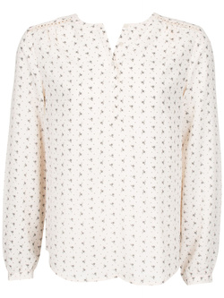 MAISON SCOTCH Blouse ecru 15240853719