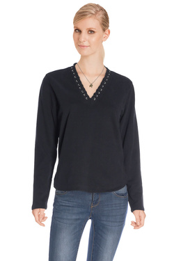 MAISON SCOTCH - Sweat-shirt102081Noir