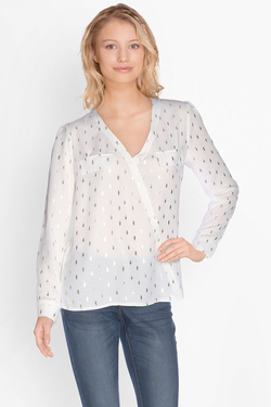 Blouse MAMOUCHKA COUTURE Blanc