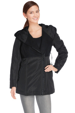 Manteau MC PLANET CARELLA 88 Noir