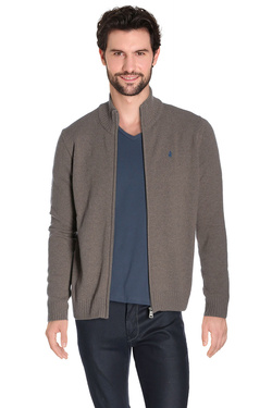 MCS - Gilet9233Taupe