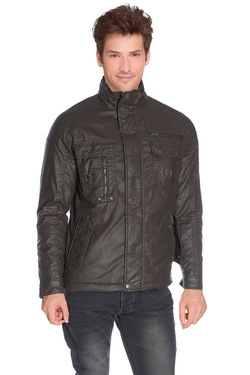MCS - Veste6296Marron