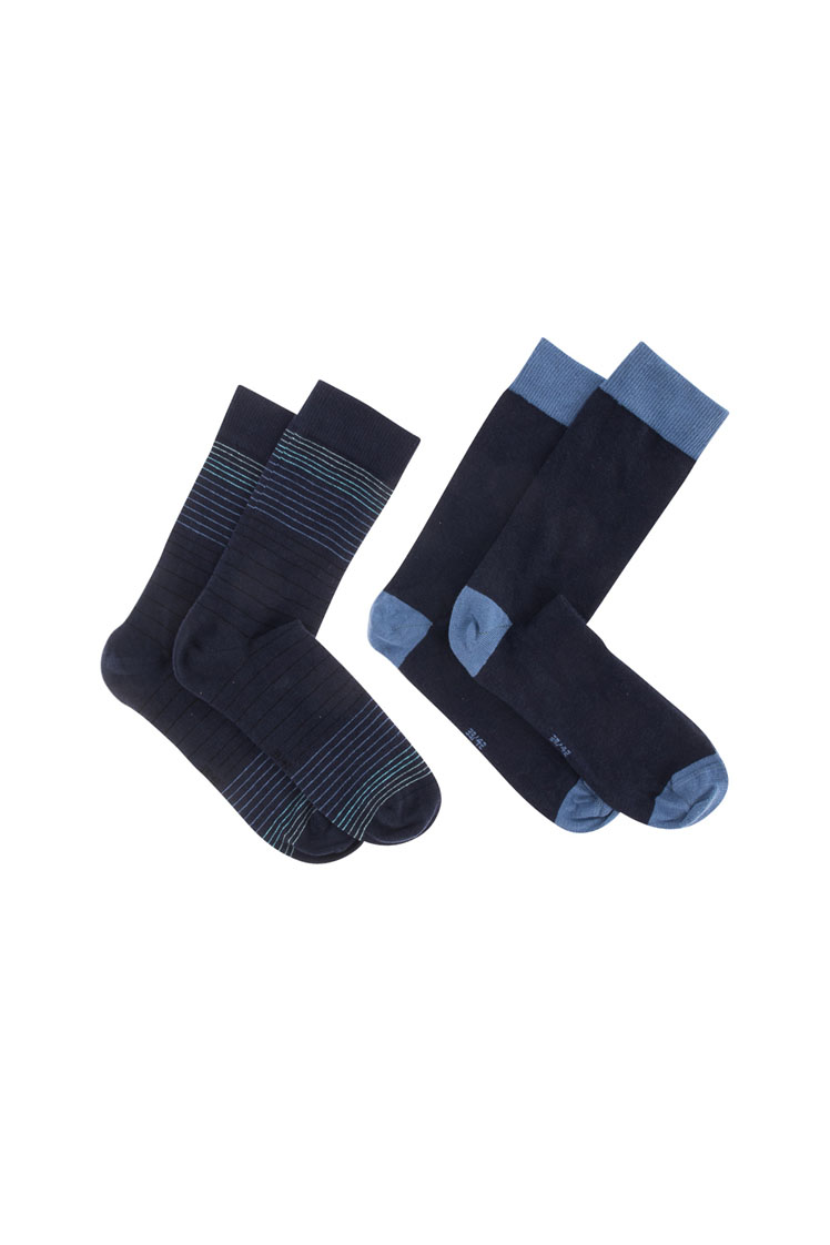 au masculin chaussettes 49ma1ap404 bleu marine homme des marques et vous. Black Bedroom Furniture Sets. Home Design Ideas