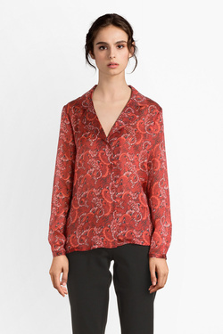 Chemise manches longues MEXX 73452 Rouge