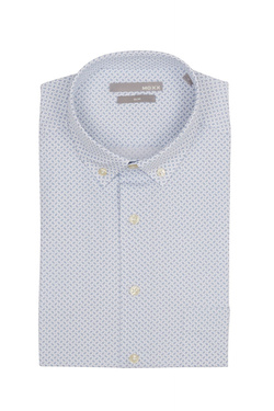 Chemise manches longues MEXX 53423 Blanc