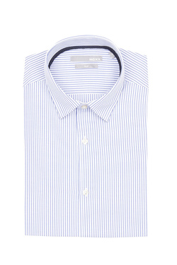 Chemise manches longues MEXX 53470 Blanc