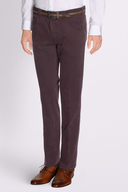 Pantalon MEYER DUBAI C 3506 Rouge bordeaux