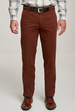 Pantalon MEYER ROMA C 5502 Brique